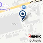 Компания Казмарганец на карте