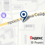 Компания ФАЭТОН на карте