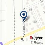 Компания Гидравлика СтройДорМаш, ТОО на карте