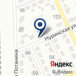 Компания OKONICA, ТОО на карте