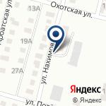 Компания С.Аида и Сompany, ПК на карте