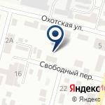 Компания КарагандаСтройМонтаж, ТОО на карте