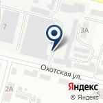 Компания Карагандинский авторемонтный завод, ТОО на карте