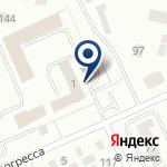 Компания Управление административной полиции ДВД Карагандинской области на карте
