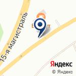 Компания Беркут на карте