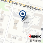 Компания МК-сервис-2012 на карте