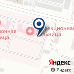 Компания Областная инфекционная больница на карте
