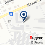 Компания КАРСТРОЙ LTD, ТОО на карте