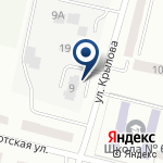 Компания Казыбекбийский районный суд г. Караганды на карте