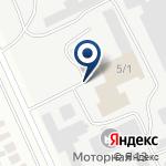 Компания Эридан-К, ТОО, торгово-транспортная компания на карте