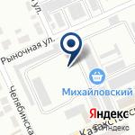 Компания NurArna Ltd, ТОО на карте