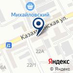 Компания ВетЗащитаАзия, ТОО на карте