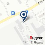 Компания Томский ЛЕС, ТОО на карте