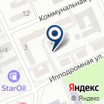 Компания Курмет, ТОО на карте