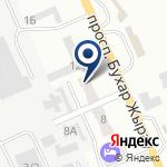 Компания АрселорМиттал Темиртау на карте