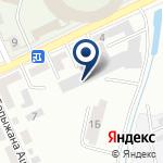 Компания МашДорМатериалы, ТОО на карте