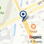 Компания Современные технологии Казахстана на карте