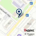 Компания Институт органического синтеза и углехимии Республики Казахстан, ТОО на карте