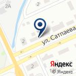 Компания ARTem.kz, ТОО на карте