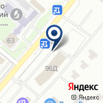 Компания БИПЭК АВТО КАЗАХСТАН на карте