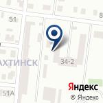 Компания Воинская часть №52859 МЧС РК на карте