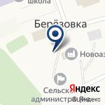 Компания Новоазовское на карте