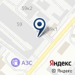 Компания Орталык контакт, ТОО на карте
