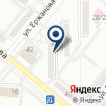 Компания СпецСтройАльпKZ, ТОО на карте