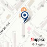 Компания FishNet на карте