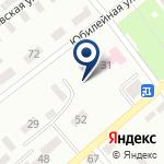 Компания Поликлиника №3 г. Караганды на карте