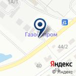 Компания АЗС ГАЗoilПРОМ на карте