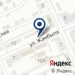 Компания Департамент Юстиций Карагандинской Области на карте