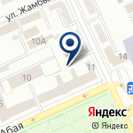 Компания Департамент казначейства по Карагандинской области на карте