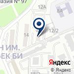 Компания Chistodom.kz на карте