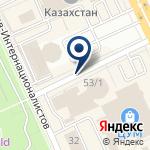 Компания 2 DAY Telecom на карте