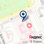 Компания Никкен Казахстан на карте