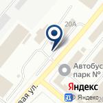Компания Автобусный парк №3, ТОО на карте