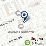 Компания Канал им. К. Сатпаева на карте