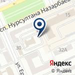 Компания X NET на карте