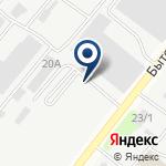 Компания Атлас Копко Центральная Азия, ТОО, торговая компания на карте