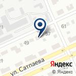 Компания Автомастерская на ул. Аманжолова на карте