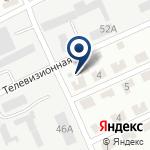 Компания СЭТ-Теплопромстрой, ТОО на карте