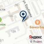 Компания Бюро несчастных случаев ДВД Карагандинской области на карте