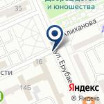 Компания ДВД Карагандинской области на карте