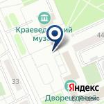 Компания Карагандинская областная универсальная научная библиотека им. Н.В. Гоголя на карте
