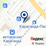 Компания Атамекен Лтд, ТОО на карте