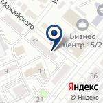 Компания Астана Golfstrim-Astana на карте