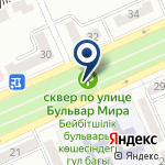 Компания Бульвар32 на карте