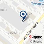 Компания Казпродторг кф, ТОО на карте