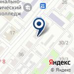 Компания Отдел общественной безопасности линейного управления внутренних дел на станции Караганда-Сортировочная на карте